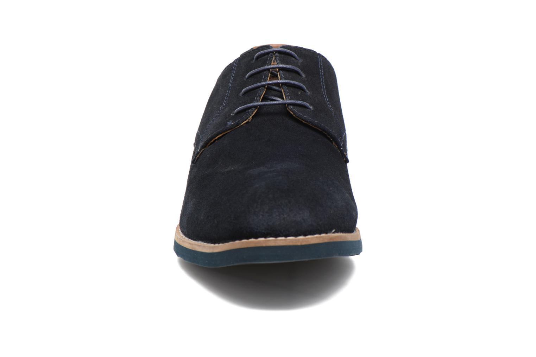 Chaussures à lacets Redskins Feodal Bleu vue portées chaussures