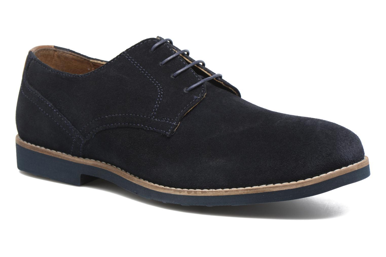 Chaussures à lacets Redskins Feodal Bleu vue détail/paire
