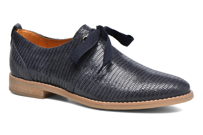 Zapatos promocionales Georgia Rose Nitin (Azul) - Zapatos con cordones   Cómodo y bien parecido