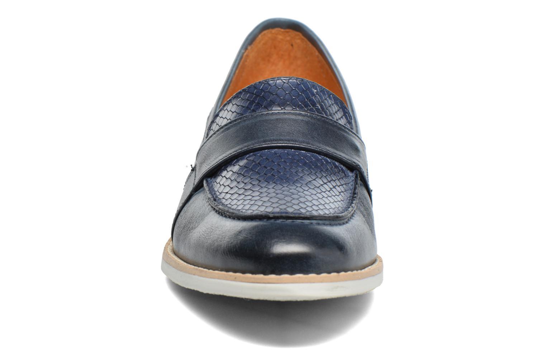 Loafers Georgia Rose Ninarck Blå se skoene på