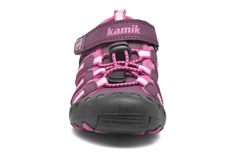 Sandaler Kamik Crab Lilla se skoene på
