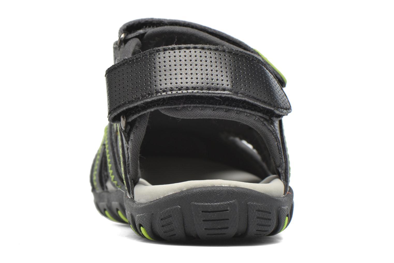 Sandales et nu-pieds Kamik Seaturtle Noir vue droite