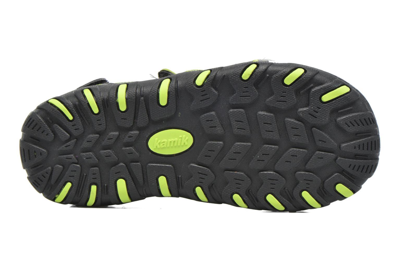 Sandales et nu-pieds Kamik Seaturtle Noir vue haut