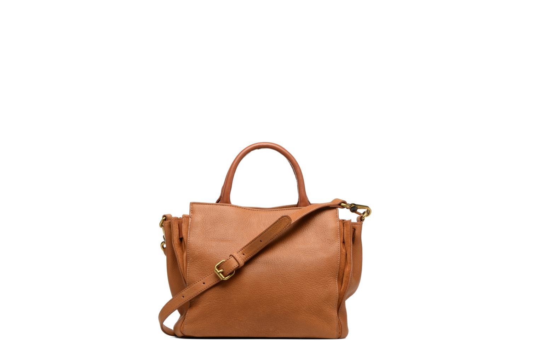 Handtaschen Nat & Nin Solange braun ansicht von vorne