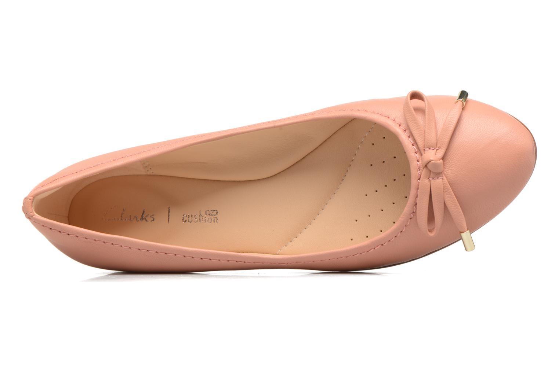Grandes descuentos últimos zapatos Clarks Grace Lily (Rosa) - Bailarinas Descuento