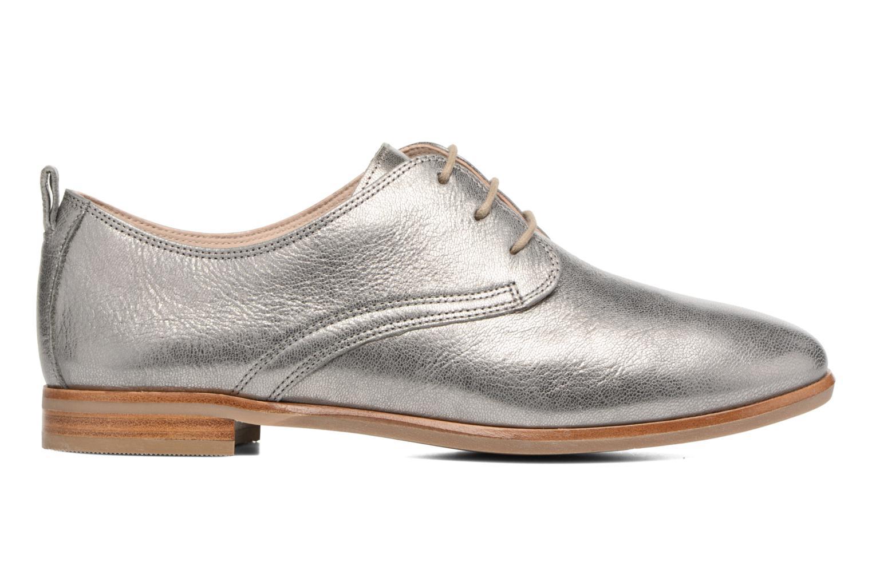 Chaussures à lacets Clarks Alania Posey Gris vue derrière