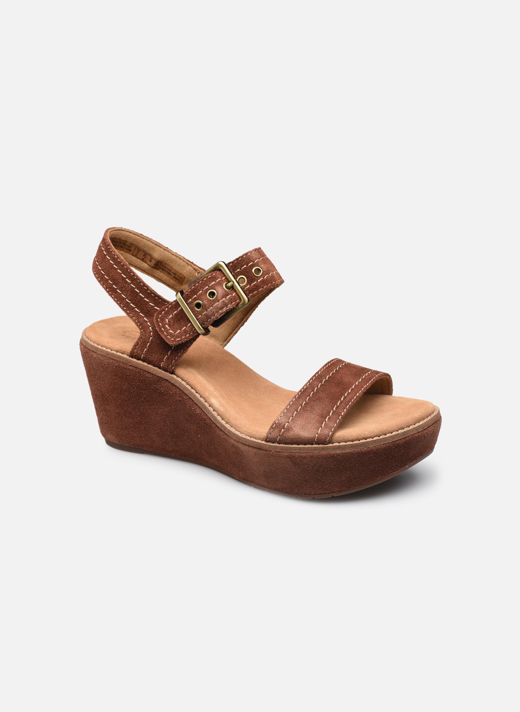 Sandales et nu-pieds Femme Aisley Orchid