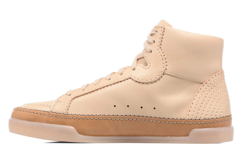 Sneakers Clarks Hidi Haze Pink se forfra