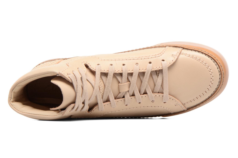 Sneakers Clarks Hidi Haze Pink se fra venstre