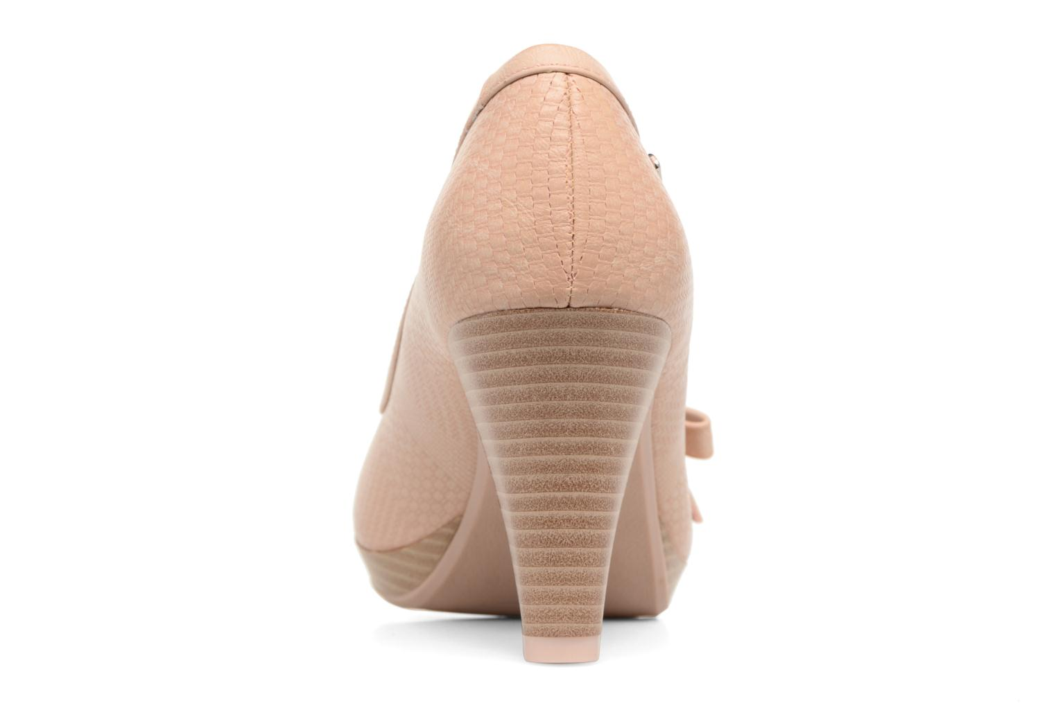 High heels Bugatti Isabella W6672-6N Beige view from the right