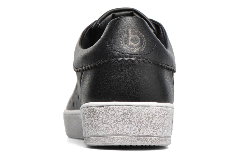 Baskets Bugatti Fergie J7605-PR6N Noir vue droite