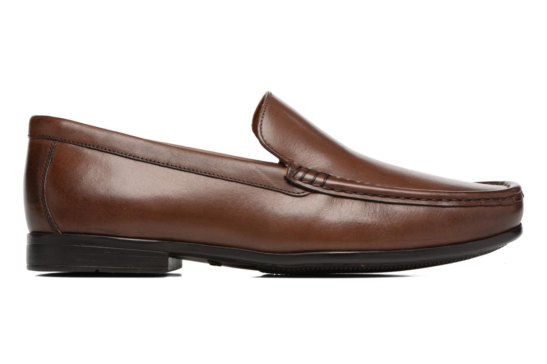 Claude Plain Brown leather