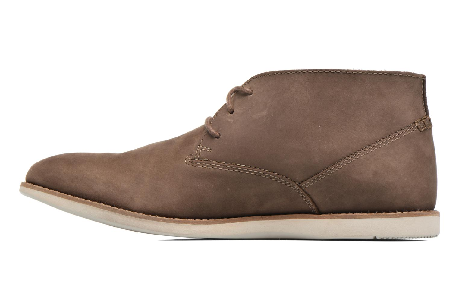 Franson Top Brown Nubuck