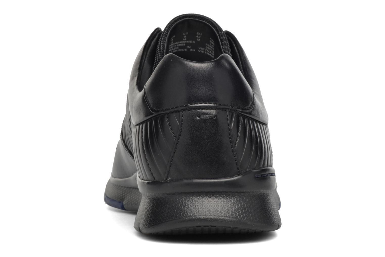 Tynamo Race Black leather