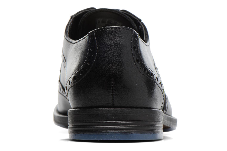 Prangley Limit Black leather