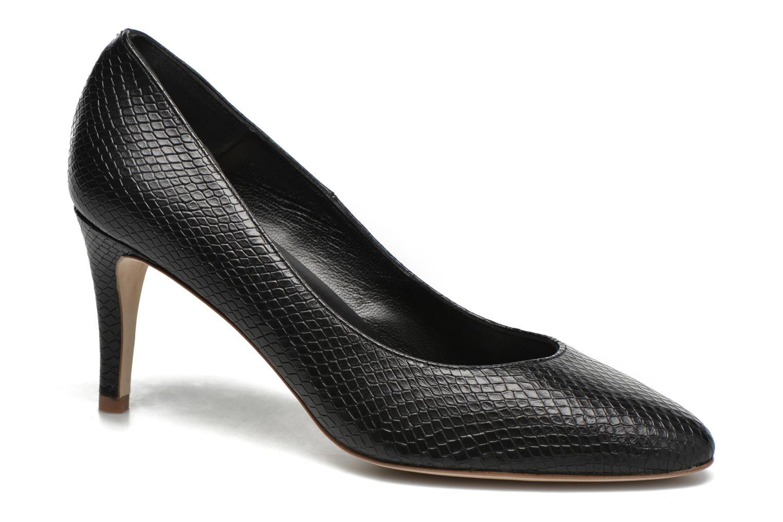Høje hæle Anaki Venus Sort detaljeret billede af skoene