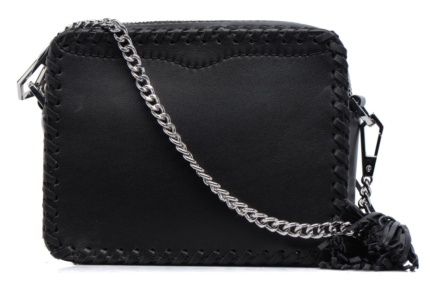 Sacs à main Rebecca Minkoff CHASE CAMERA CROSSBODY Noir vue face