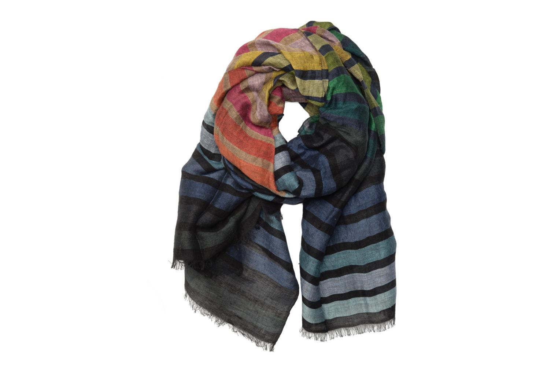 Divers Sonia Rykiel Etole rayée Multicolore vue détail/paire