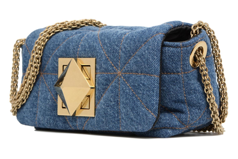 Sacs à main Sonia Rykiel Le Copain-Le Clou Bleu vue portées chaussures