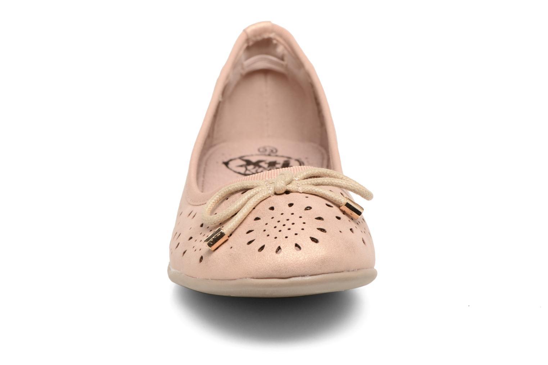 Ballerines Xti Almudena Rose vue portées chaussures