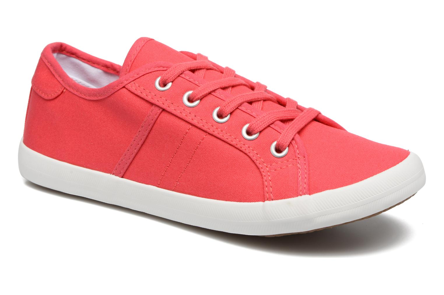 Baskets I Love Shoes GOLCAN Rose vue détail/paire