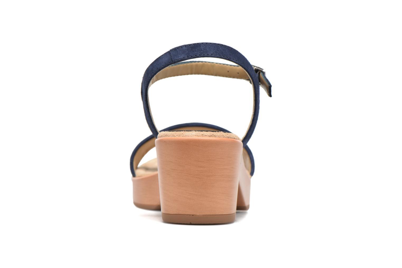 Sandales et nu-pieds Unisa Irita 2 Bleu vue droite