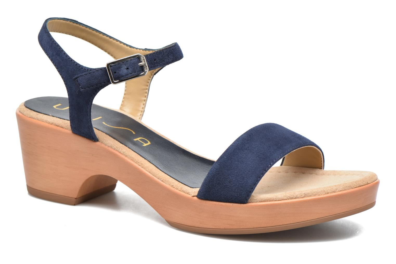 Sandales et nu-pieds Unisa Irita 2 Bleu vue détail/paire