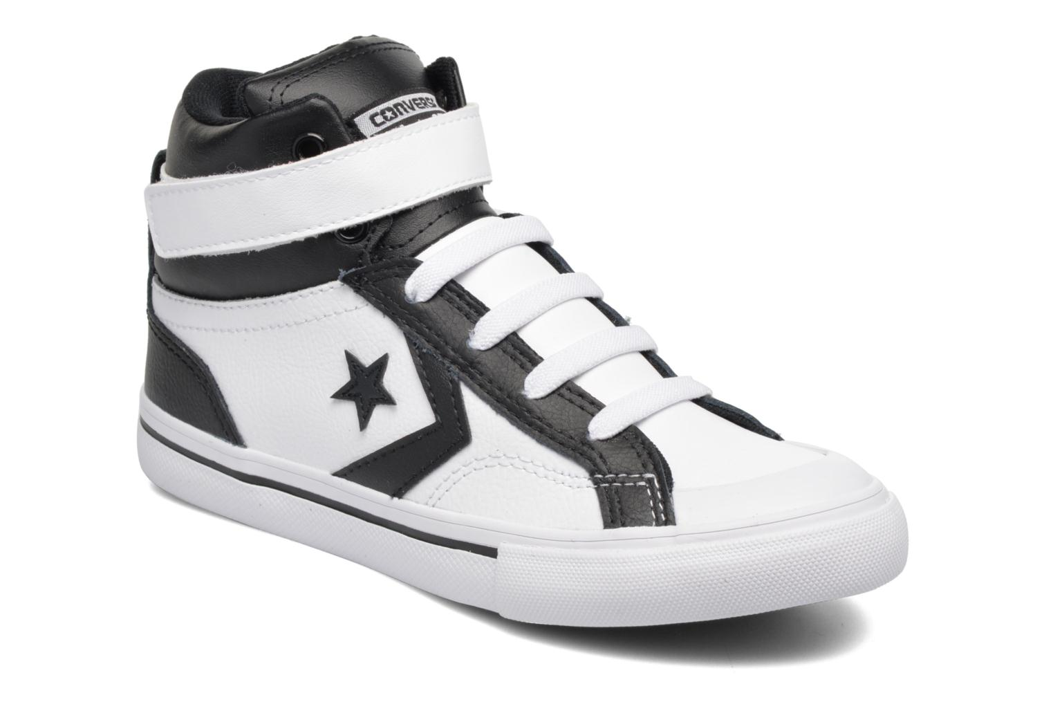 Pro Blaze Strap Stretch White/black