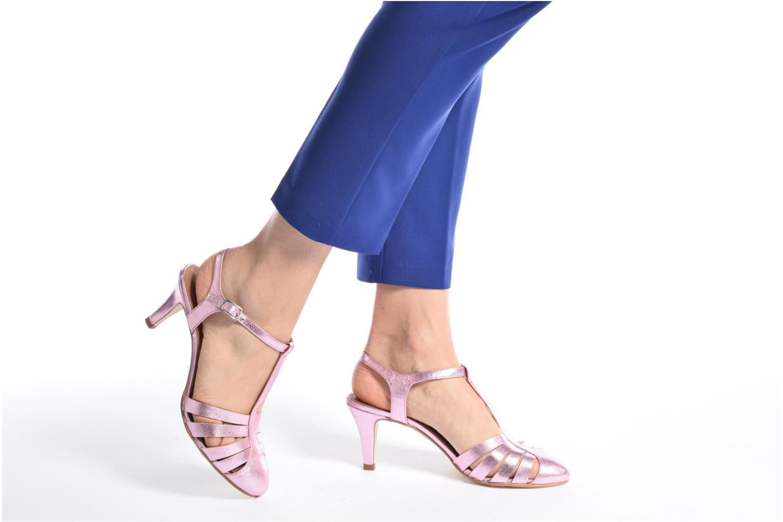 Sandali e scarpe aperte Made by SARENZA Donut hut #11 Rosa immagine dal basso