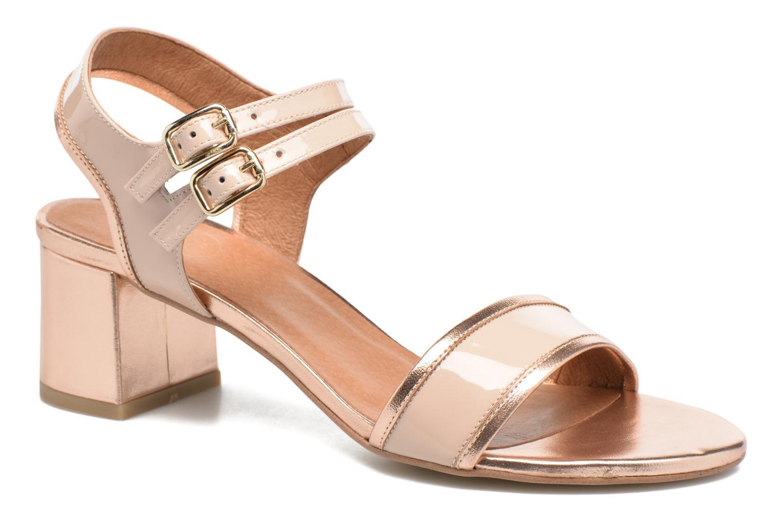 Sandales et nu-pieds Made by SARENZA Pastel Belle #11 Rose vue droite