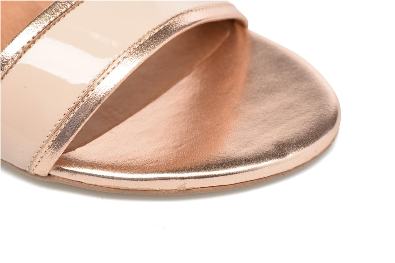 Sandales et nu-pieds Made by SARENZA Pastel Belle #11 Rose vue gauche