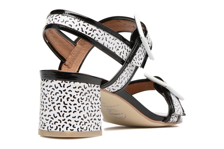 Sandali e scarpe aperte Made by SARENZA Pastel Belle #4 Multicolore immagine frontale