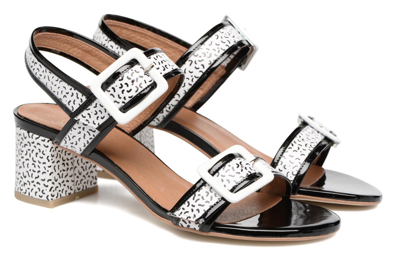 Sandali e scarpe aperte Made by SARENZA Pastel Belle #4 Multicolore immagine posteriore