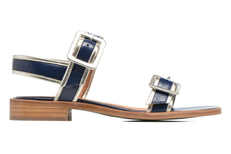 Sandalias Made by SARENZA Pastel Belle #3 Azul vista de detalle / par