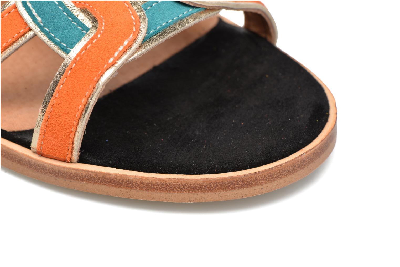 Sandales et nu-pieds Made by SARENZA Frida Banana #3 Multicolore vue gauche