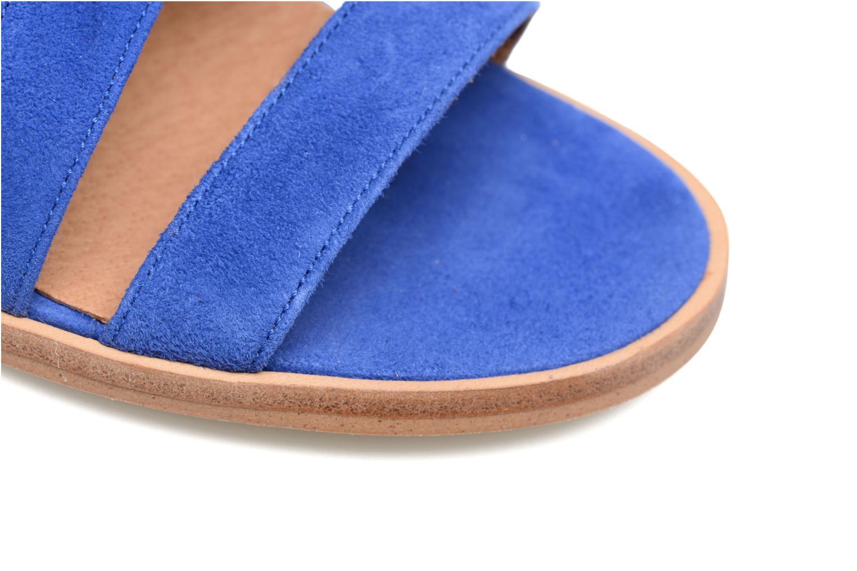 Sandales et nu-pieds Made by SARENZA Frida Banana #5 Bleu vue gauche