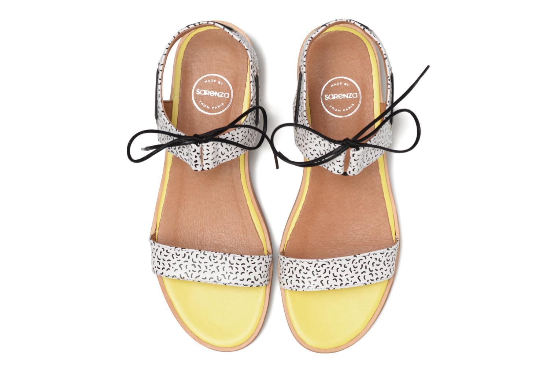 Sandali e scarpe aperte Made by SARENZA Pastel Belle #6 Multicolore modello indossato
