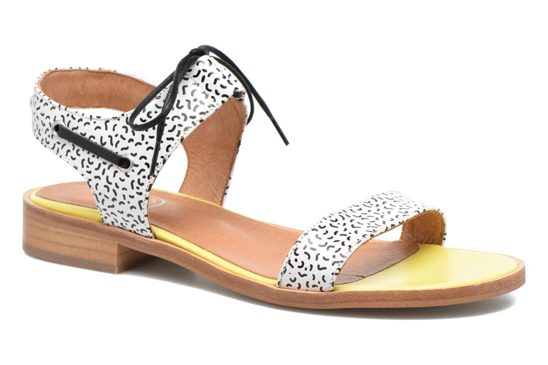 Sandali e scarpe aperte Made by SARENZA Pastel Belle #6 Multicolore immagine destra