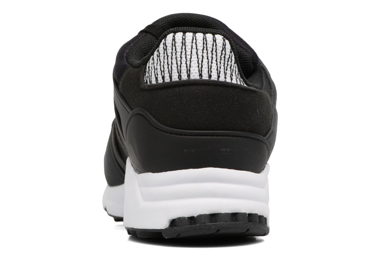 Baskets Adidas Originals Eqt Support J Noir vue droite