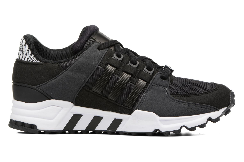 Sneaker Adidas Originals Eqt Support J schwarz ansicht von hinten