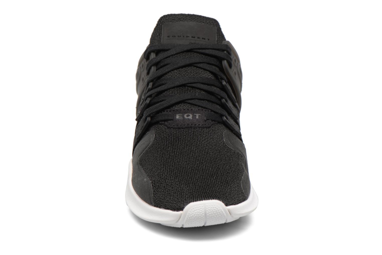 Baskets Adidas Originals Eqt Support Adv J Noir vue portées chaussures