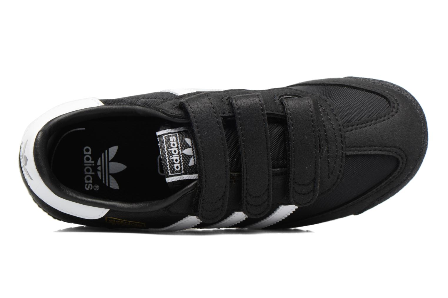 Baskets Adidas Originals Dragon Og Cf C Noir vue gauche