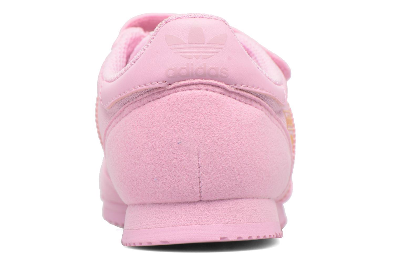 Sneakers Adidas Originals Dragon Og Cf C Rosa immagine destra