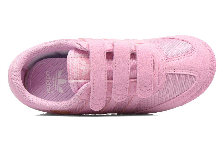 Sneakers Adidas Originals Dragon Og Cf C Rosa immagine sinistra