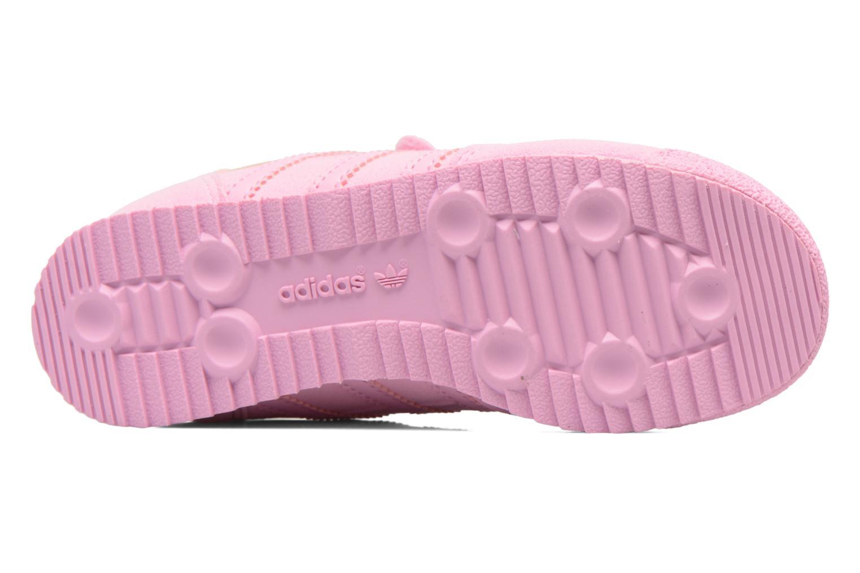 Sneakers Adidas Originals Dragon Og Cf C Rosa immagine dall'alto