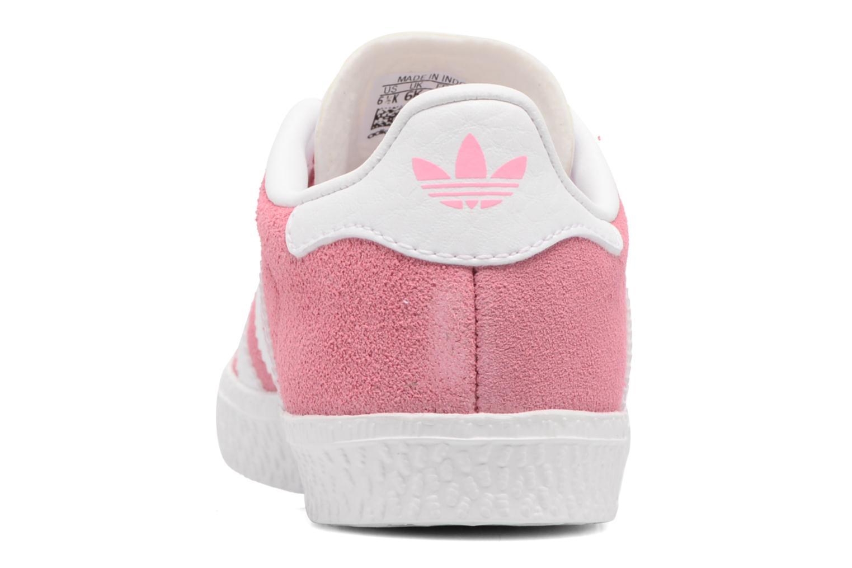 Sneakers Adidas Originals Gazelle I Pink Se fra højre