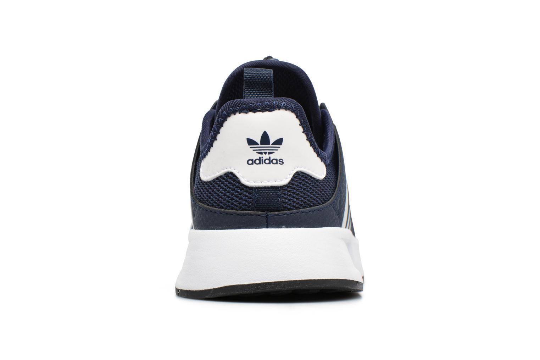 Baskets Adidas Originals X_Plr C Bleu vue droite