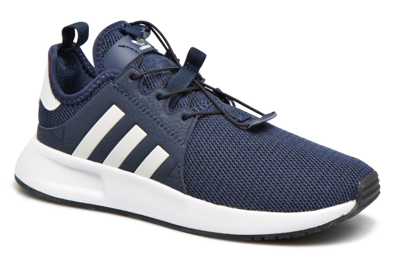 Baskets Adidas Originals X_Plr C Bleu vue détail/paire