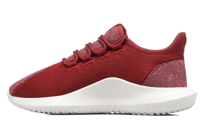 Sneakers Adidas Originals Tubular Shadow J Bordò immagine frontale