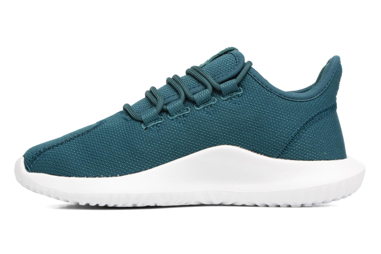 Sneakers Adidas Originals Tubular Shadow J Verde immagine frontale